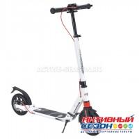 Самокат TT City scooter Disk Brake white