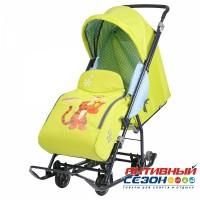 Ника Детям Disney baby 1 Тигруля (лимонный)