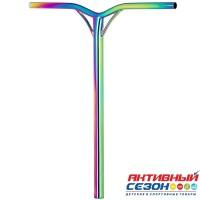 Руль для трюкового самоката, ширина 60см * высота 70см, диаметр 34.9мм Цвет неохром