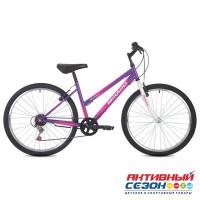"Велосипед Mikado Blitz Lite Lady (26""  6 скор.) (Р-р = 16"" Цвет: Фиолетовый) Рама Сталь"