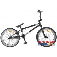 """Велосипед TechTeam Level (20"""") (Р-р= 20.5"""", Цвет: Фисташковый, Черный, Фиолетовый, Алый) Рама сталь"""