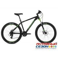 "Велосипед Stinger Reload Std (27.5"" 24 скор.) (Р-р = 16"" 18""; Цвет: Черный) Рама Алюминий"