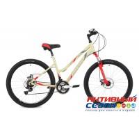 """Велосипед Stinger Laguna D (26"""" 18 скор.) (Р-р = 15""""; 17"""", 19"""" Цвет: Фиолетовый; Бежевый) Рама Алюминий"""