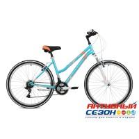 """Велосипед Stinger Latina (26"""" 18 скор.) (Р-р = 15""""; 17"""", 19""""; Цвет: Синий; Фиолетовый) Рама Сталь"""