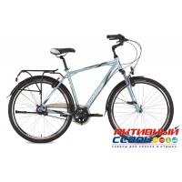 """Велосипед Stinger Vancouver Std (28"""" 7 скор.) (Цвет: Синий) Рама Алюминий"""