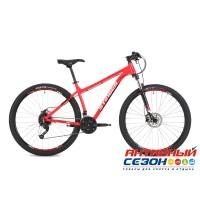 """Велосипед Stinger Zeta Std (29"""" 27 скор.) (Р-р = 18""""; 20""""; Цвет: Красный) Рама Алюминий"""