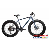 """Велосипед GTX FAT 05 (26"""", 30 скор.) (Р-р= 19"""";  Цвет: Серый)"""