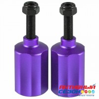 Пеги н-р (две пегги и две оси) G1  фиолетовый, синий, черный