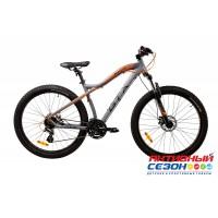 "Велосипед GTX PLUS 2701 (27,5"", 24 скор.) (Р-р= 18"";  Цвет: Серый)"