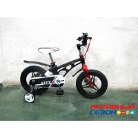 """Детский велосипед Rook City (16"""" 1 скор.) (  Цвет: розовый, черный) Рама из магниевого сплава"""