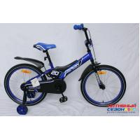 """Велосипед Rook Motard (20"""" 1 скор.) (  Цвет: синий) Рама сталь"""