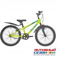 """Велосипед RUSH HOUR RX 200 V-brake ST (20"""" 1 скор) (Р-р11"""", Цвет желтый) Рама Сталь"""