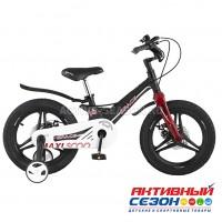 """Велосипед  детский Maxi Scoo """"Space"""" 16"""" Делюкс (Черный Матовый)"""