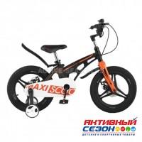 """Велосипед  детский Maxi Scoo """"Cosmic"""" 18"""" Делюкс (Черный Матовый )"""