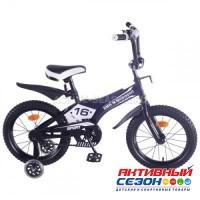 """Велосипед детский 16"""" BMW (черно - белый)"""