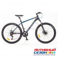 """Велосипед GTX ALPIN S (26"""", 21 скор.) (Р-р= 17"""", 19"""";  Цвет: Черный/синий, Черный/зеленый)"""