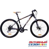 """Велосипед GTX ALPIN 1000 (27,5"""", 24 скор.) (Р-р= 19"""";  Цвет: Черный )"""