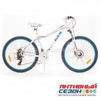 """Велосипед GTX JULIET 100 (26"""", 21 скор.) (Р-р= 17"""";  Цвет: Белый)"""
