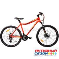 """Велосипед GTX ALPIN 2.0 (26"""", 21 скор.) (Р-р= 17"""",19"""";  Цвет: Красный, Черный)"""
