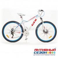 """Велосипед GTX JULIET 2701 (27,5"""", 21 скор.) (Р-р= 18"""";  Цвет: Белый)"""