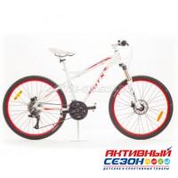 """Велосипед GTX JULIET 3000 (26"""", 27 скор.) (Р-р= 17,5"""";  Цвет: Белый)"""