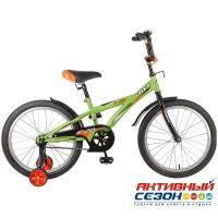 """Велосипед 20"""" FOXX (Зеленый)"""