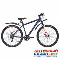 """Велосипед RUSH HOUR RX 925 DISC AL (29"""" 21 скор) (Р-р19"""", Цвет черный)  Рама Алюминий"""