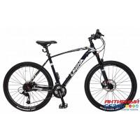 """Велосипед TechTeam Lavina (27.5"""", 24 скор.) (Р-р= 20""""; Цвет: Черный) Рама алюминий"""