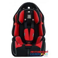 Автокресло детское Farfello GE-G (красно-чёрный (red+black))