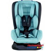 Автокресло детское YB101A (голубой / Blue/Gray)