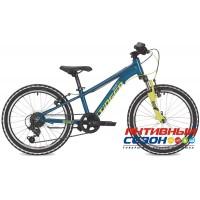 "Велосипед Stinger MAGNET KID (20"", 6 скор) (Р-р=10, Цвет синий)"