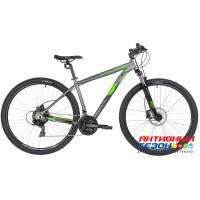 "Велосипед Stinger Graphite Evo (29"" 21 скор.) (Р-р = 18""; 20""; 22""; Цвет: Серый, Черный) Рама Алюминий"