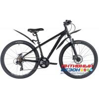 """Велосипед Stinger ELEMENT PRO (26"""" 21 скор) (Р-р= 16"""", Цвет: черный, красный, зеленый) Рама Алюминий"""