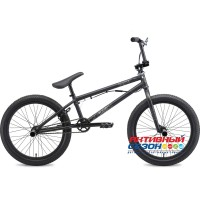 """Велосипед Stinger 20"""" BMX GANGSTA 10""""  ( 1 скор.) (Цвет: Черный) Рама Сталь"""
