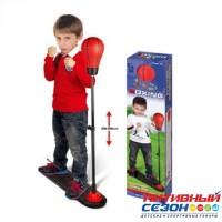 Груша боксерская напольная 62*16*10СМ