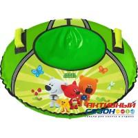 Тюбинг с рисунком «Ми-ми-мишки» (ТБ1-90/ММ) зеленый