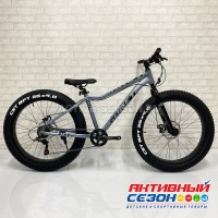 """Велосипед TechTeam Garet 26"""" (Р-р= 16"""", Цвет: серый) Рама алюминий"""
