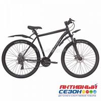 "Велосипед RUSH HOUR RX 915 DISC ST (29"" 24 скор) (Р-р, 21"", 23""  Цвет красный, черный)  Рама Сталь"