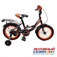 """Велосипед MAXOXPRB Sport 18"""" красный, розовый, черно-красный, черно-синий"""